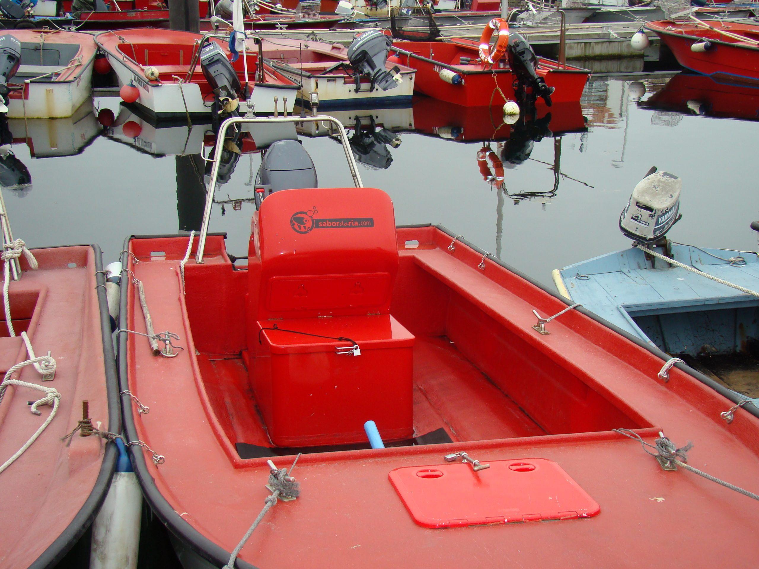 Embarcaciones marisco gallego