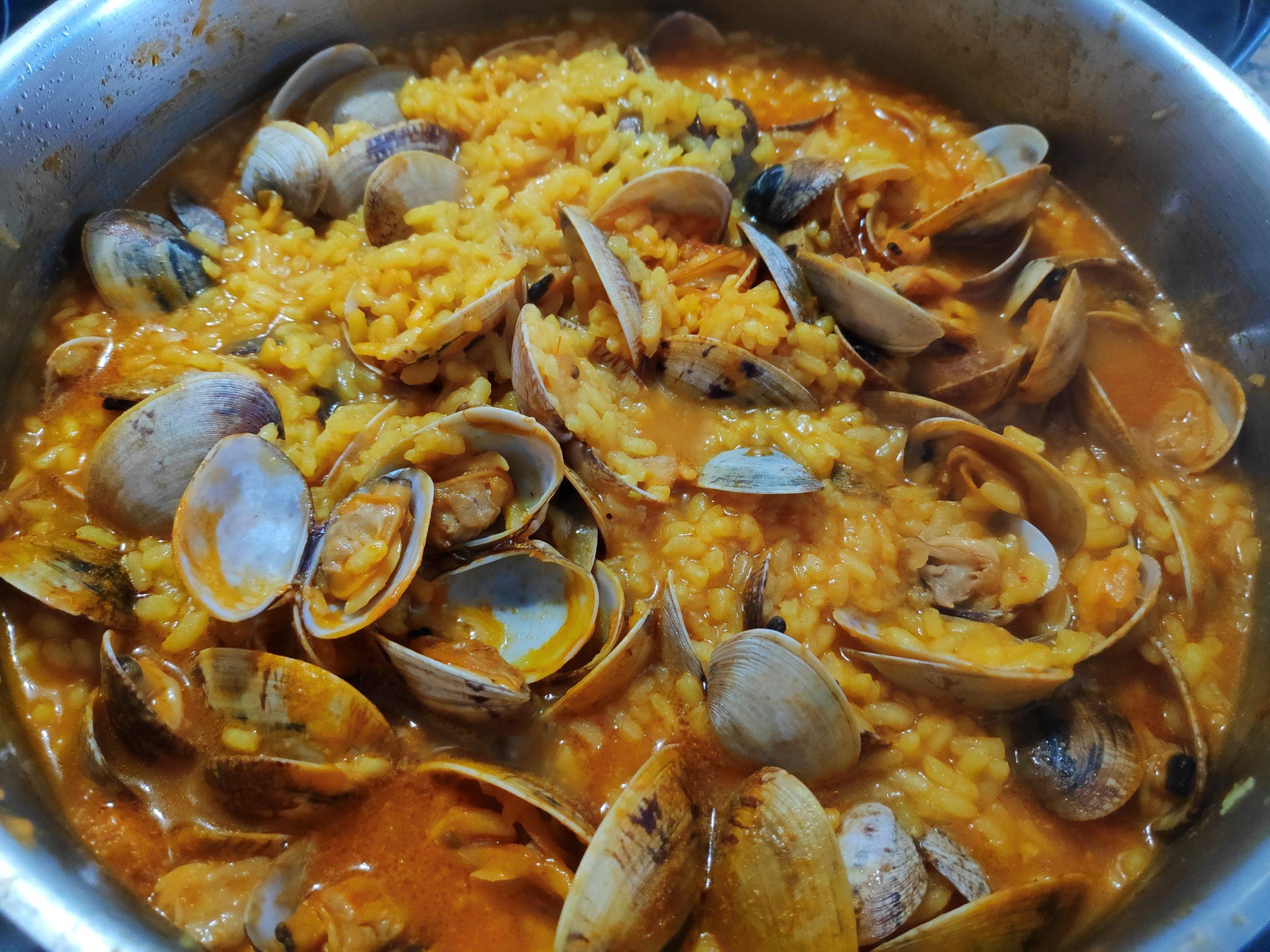 dieta de marisco
